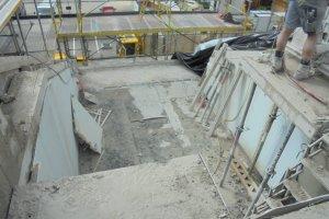 Sanierung einer Fachklinik in Oberstdorf